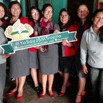 Docentes del Colegio Adventista #JSMTrujillo participan en #RompiendoElSilencio a través de conferencias en PRONOEIS https://t.co/ZExKHEZ8wU