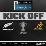 GAME ON!  RT if YOU are backing the #AllBlacks v Australia tonight!  #NZLvAUS #BledisloeCup https://t.co/GvVham7C09