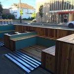 Check out Seattles newest parklet on Capitol Hill hosted by Sugar Plum Sweet Shop! Opening party this Sat and Sun! https://t.co/xbt4Nyg4Qw