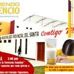 Casa Refugio de Nuevo Chimbote recibirá ayuda comunitaria el día de mañana por campaña #RompiendoElSilencio #MiCOP https://t.co/v2J4HARtUb