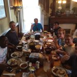 Game week Feast in Germantown. Nashville with VUs. RBs. FBs and Specialists https://t.co/YQHVKvzwUq