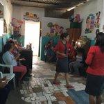 Madres de familia de PRONOEIS de Huanchaco participan de conferencia #RompiendoElSilencio IEA #JSMTrujillo https://t.co/GqIQrBckuz