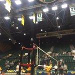 Volleyball season is here. No. 25 #CSURams host North Dakota State at 6 in season opener. https://t.co/bqnL8ZX5b7