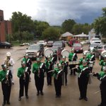 The band plays on!!!!! #northsidepride https://t.co/FHFB4tLlOK