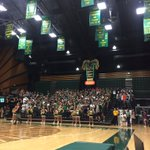 Strong student sections for @CSUvolleyball season opener. #CSURams https://t.co/MSDPBPOyeU