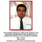 #iquique #tocopila #copiapo #antofagasta #calama favor difundir... Persona desaparecida... https://t.co/ijIN2pAcu7