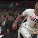 Small gains 👌🏽 @NBA2K @Ronnie2K #RipCity look at the Caesar lol https://t.co/7LDyN1hPUL