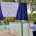 #MEE @Thoriqibrahim Inaugurates Groundbreaking Ceremony of Sewer Network System at Hdh.Nolhivaran. https://t.co/hK69hC2hXP