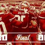 #49ers drop preseason game 3. Postgame coverage: https://t.co/z5hzxusY8Z https://t.co/2yqyGuSpmE