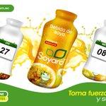 Soyard, Bebida Oficial de @LaFeriaDeLoja te invita al lanzamiento oficial de sus dos nuevos sabores #Loja #Ecuador https://t.co/OfvtDJ7NO7