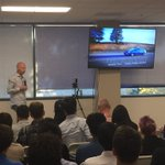 """When @SebastianThrun started on self driving cars, they told him """"that will never work, you are ruining your career"""" https://t.co/WhOq9yg7aD"""