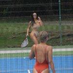 Bikini tennis anyone? 🎾 https://t.co/PSZKIqG1lV
