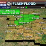 FLASH FLOOD WARNING has been issued. Get the latest updates on @KMBC & https://t.co/YVixiXGQqI #Mowx #Kcwx #Kswx https://t.co/YK0Utf6oeD