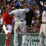 Boston Red Sox defeated, 6-3, by Kansas City Royals at Fenway https://t.co/UvwJJ60xke https://t.co/rzUCsTAx64