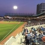 Gorgeous full house tonight at @greaternvfield @Aces https://t.co/N8l6mvfSVY