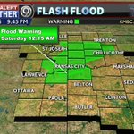 FLASH FLOOD WARNING has been issued. Get the latest updates on @KMBC & https://t.co/INZPrQCdB7 #Mowx #Kcwx #Kswx https://t.co/wEukLSMag0