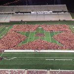 Ready for the Party in the Endzone #txst20 https://t.co/rqMBUDWdfA