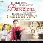 Super effective trailer! Congratulations and thank you, Team Barcelona!💙😭🙌🏼 #PushAwardsKathNiels https://t.co/ZH82vjvgqI