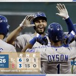 RECAP: #Royals come out swinging and dont look back, defeat Red Sox in series opener: https://t.co/oNkYeh8hVM https://t.co/xhWCw4Bbun