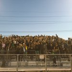 Had a great turn out! Lets keep our school spirit going🎉 https://t.co/mPzEYNuFIu