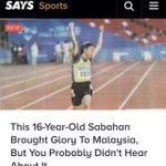 Mohd Ridzuan & Felicia Bt Mikat, mereka antara atlet Paralimpik yang mengharumkan nama negara! Tahniah! #MISIM https://t.co/lIFalii57d