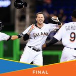 That was a crazy game of baseball! RECAP: https://t.co/SH2KJMik7Q | #FISHWIN! https://t.co/kqEXpk0YB9