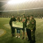 Way to go #Esks fans! You guys donated 40,000 to @EdmontonMFRC, which@CapitalPower matched. That means 80K raised! https://t.co/tAH2LHt0fX