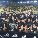 Your 2016 #BledisloeCup champions, the @AllBlacks!  #NZLvAUS https://t.co/5zrDbdZu8Y