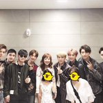 160827 minjung_suh instagram with EXO EXO ถ่ายรูปกับคุณซอมินจอง หลังเวทีรายการ Music Core https://t.co/yLC1fEQyGr