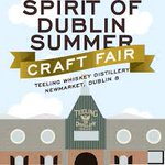 Check out #SpiritofDublin #summer craft fair .@TeelingWhiskey Newmarket #Dublin till 5pm today https://t.co/VpWHuzPAmw