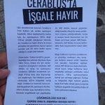 Hain o kadar çok ki, bu bildiri İstanbulda dağıtıldı.. https://t.co/cT5ObhrJZN