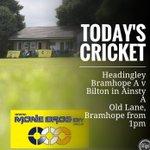 todays cricket @BIACCfrog #leeds #headingley #bramhope #cricket #ilovels @monebros https://t.co/tD8jkngVwT