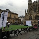 #Bath we are here! Come down and meet #pocketrocket @claudia_frag #IAmTeamGB https://t.co/leZcJLhWNY https://t.co/S6HwmQZaYN