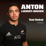 Congrats to @AntonLB95 on his Test debut. His first touch led to a try by @izzy_dagg. #NZLvAUS #BledisloeCup https://t.co/uo6dSH7L6m