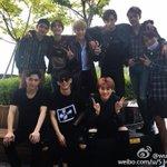 รูปที่เซฮุนอัพลง instagram เป็นรูปที่ถ่ายวันนี้ค่ะ ชุดที่ใส่เป็นชุดที่แสดงในรายการ Music Core https://t.co/kDHyaW8k84
