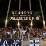 Hace hoy 12 años, el @valenciacf ganaba su último trofeo continental, la Supercopa de Europa.  VCF 2-1 FC Porto https://t.co/fx7xZyfqXo