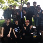 nothing makes me more happy than seeing exo complete & smiling when theyre all together, protect them at all cost 💖 https://t.co/ic1avi7HmN