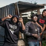 These are my brothers from Zambia! @thisisurbanhype - @badman_shapi @theeajay and @fjayrnb https://t.co/IZdk1NxXFG
