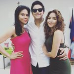 """""""Shooting with the phenomenal loveteam…"""" © beautyqueenmil https://t.co/8HkRtNmx5H #PushAwardsKathNiels https://t.co/QV5Q3kiApV"""