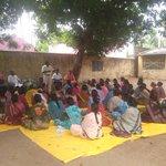 50% of the families have done the Life Skills Pgm with @ArtofLiving @SriSri in Melanur Village,Tiruvallur Dist. TN https://t.co/kmOhgWFdb7