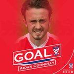 26) GOAL: YORK CITY 4-1 Woking. AIDAN CONNOLLY. https://t.co/kw9qHBoMDL
