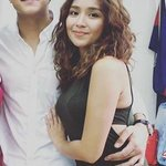 His hand on her waist and her hand on his chest is one of my fav sights to see. 💙 #PushAwardsKathNiels https://t.co/MKd8MnvJPj