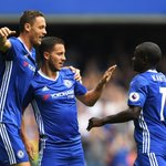 Half-time at the Bridge: Chelsea 2-0 Burnley. #CFCLive https://t.co/3JxbrxmYjo