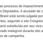 Editorial do @lemondefr cita também o aspecto criminal dos julgadores do impeachment e inelegibilidade de Temer: https://t.co/sMWTCLwLrG