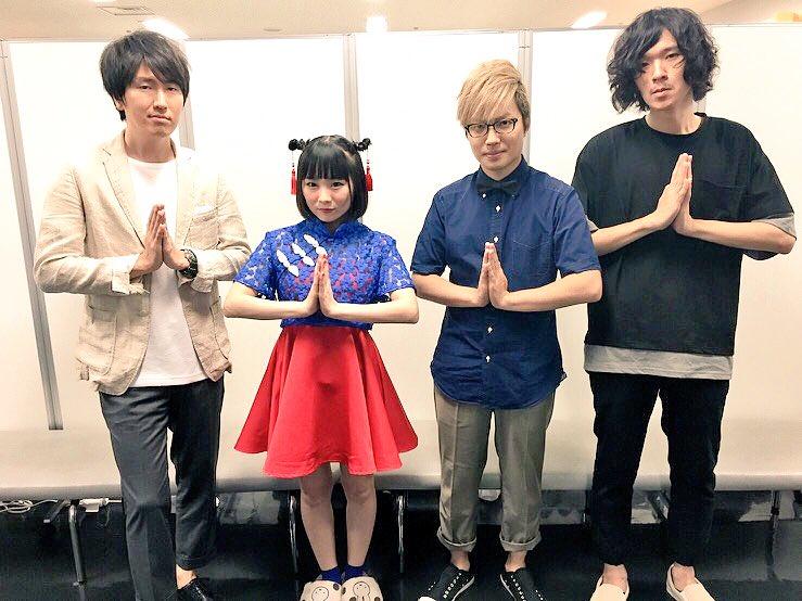 「Animelo Summer Live 2016 刻-TOKI-」2日目!fhánaは「虹を編めたら」「calling」、そしてLiaさんとのコラボで「時を刻む唄」を演奏させていただきました!最高の思い出です! #anisama https://t.co/um0AUQa9nB