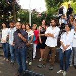 """""""Hai dous anos, na Coruña, a @mareatlantica encheu as rúas de dignidade. Demostraron que era posible"""" @VillaresLuis https://t.co/k16u0h3Cnx"""
