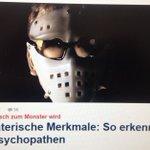 Merkmal 1: die komische Maske. https://t.co/oXRUsbH2pq