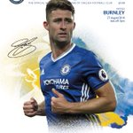 .@GaryJCahill is the cover star for todays matchday programme... https://t.co/7Mr4Nc7wdw