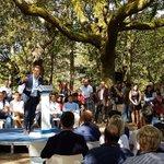 """""""Non quero para Galicia os líos que teñen outros partidos. Quero un goberno responsable"""" https://t.co/eZd70LgWC6"""
