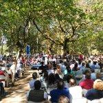 """@FeijooGalicia """"Galicia exige que se la gobierne con dedicación exclusiva."""" #FeijooEnCamiño #Cotobade @Jorge_Cubela https://t.co/qmgcwYCKYT"""